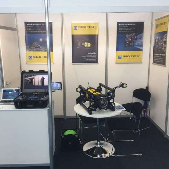 Boxfish Research at the Marine Equipment Trade Show in the Netherlands