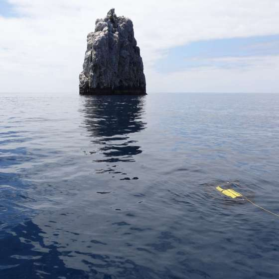 Sea Trial in one of the World's Best Diving Spots