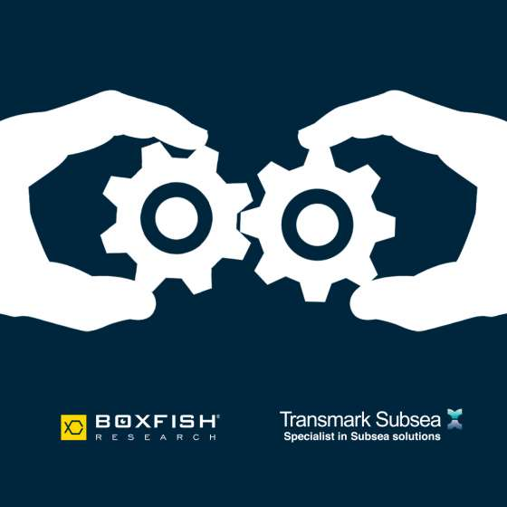 Transmark Subsea new representative for Boxfish Research in Europe