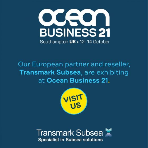 Transmark Subsea at Ocean Business 21